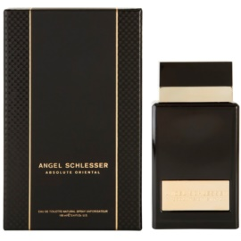 Angel Schlesser Absolute Oriental Eau de Toilette für Damen 100 ml