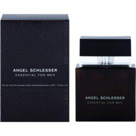 Angel Schlesser Essential for Men Eau de Toilette pentru barbati 50 ml