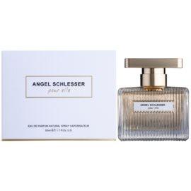Angel Schlesser Pour Elle Eau De Parfum pentru femei 50 ml