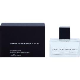 Angel Schlesser Angel Schlesser Homme toaletní voda pro muže 75 ml