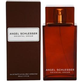 Angel Schlesser Oriental Dream Eau de Toilette para homens 100 ml