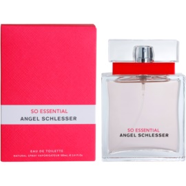 Angel Schlesser So Essential Eau de Toilette para mulheres 100 ml
