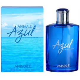 Animale Azul Eau de Toilette for Men 100 ml
