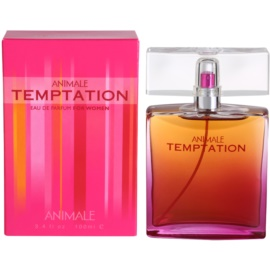 Animale Temptation Eau de Parfum für Damen 100 ml