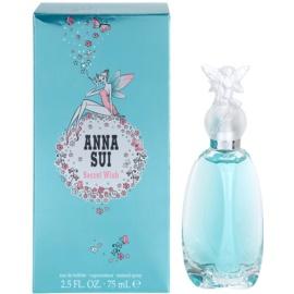 Anna Sui Secret Wish eau de toilette nőknek 75 ml