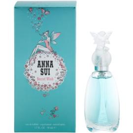 Anna Sui Secret Wish eau de toilette nőknek 50 ml