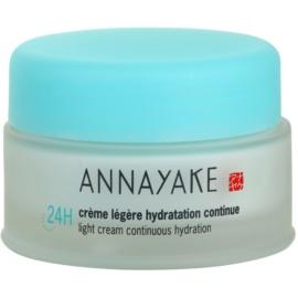 Annayake 24H Hydration lehký krém s hydratačním účinkem  50 ml