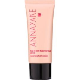 Annayake Face Make-Up könnyű hidratáló make-up SPF 10 árnyalat 10 Clair  30 ml