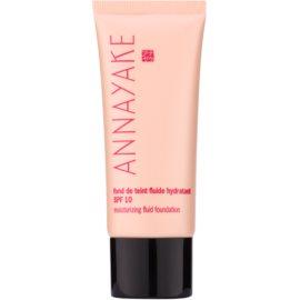 Annayake Face Make-Up maquilhagem hidratante leve SPF 10  tom 10 Clair  30 ml