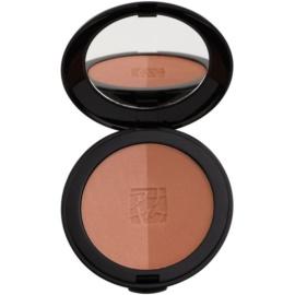 Annayake Face Make-Up puder brązujący duo nadający skórze zdrowy wygląd  10 g