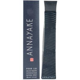 Annayake Pour Lui  Eau de Toilette für Herren 100 ml