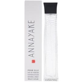Annayake Pour Elle Eau de Parfum para mulheres 100 ml
