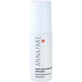 Annayake Extreme Line Radiance sérum illuminateur anti-taches brunes  30 ml