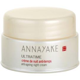 Annayake Ultratime нощен крем  против стареене на кожата  50 мл.