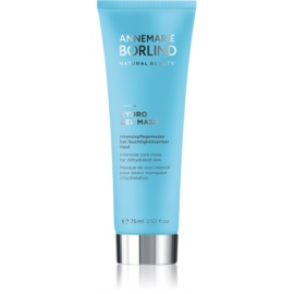 AnneMarie Börlind Beauty Masks Hydro-Gel Maske   75 ml