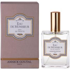 Annick Goutal Eau de Monsieur Eau de Toilette für Herren 100 ml
