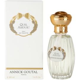 Annick Goutal Quel Amour! toaletní voda pro ženy 100 ml