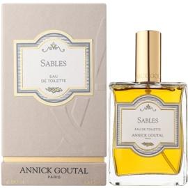 Annick Goutal Sables Eau de Toilette für Herren 100 ml