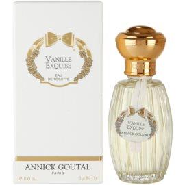 Annick Goutal Vanille Exquise Eau de Toilette für Damen 100 ml