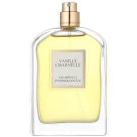 Annick Goutal Vanille Charnelle eau de parfum teszter unisex 75 ml