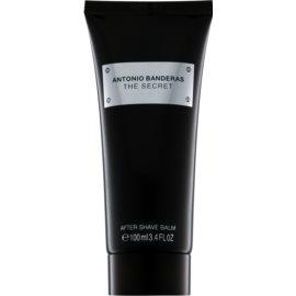 Antonio Banderas The Secret balsam po goleniu dla mężczyzn 100 ml