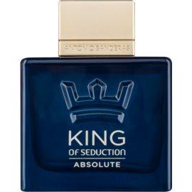 Antonio Banderas King of Seduction Absolute toaletna voda za moške 100 ml