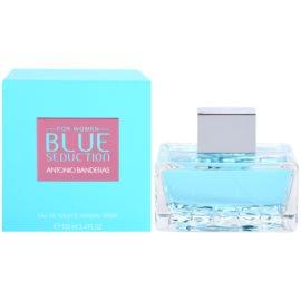 Antonio Banderas Blue Seduction for Women eau de toilette para mujer 100 ml