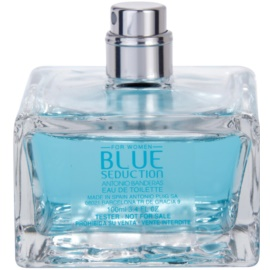 Antonio Banderas Blue Seduction woda toaletowa tester dla kobiet 100 ml