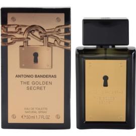 Antonio Banderas The Golden Secret toaletna voda za moške 50 ml