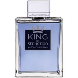 Antonio Banderas King of Seduction eau de toilette pour homme 200 ml