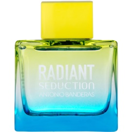 Antonio Banderas Radiant Seduction Blue Eau de Toilette voor Mannen 100 ml