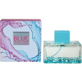 Antonio Banderas Splash Blue Seduction туалетна вода для жінок 100 мл