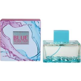 Antonio Banderas Splash Blue Seduction Eau de Toilette para mulheres 100 ml