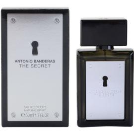 Antonio Banderas The Secret toaletna voda za moške 50 ml