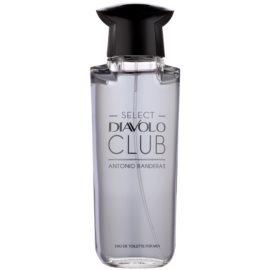 Antonio Banderas Select Diavolo Club Eau de Toilette voor Mannen 100 ml