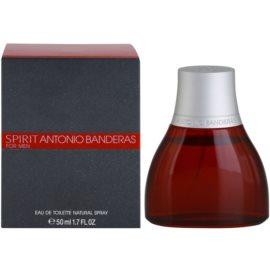 Antonio Banderas Spirit for Men Eau de Toilette pentru barbati 50 ml