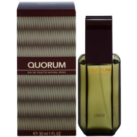 Antonio Puig Quorum eau de toilette pour homme 30 ml