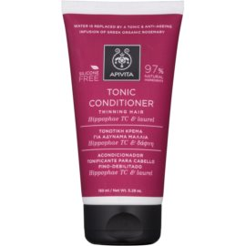 Apivita Holistic Hair Care Hippophae TC & Laurel tonik regenerator za kosu koja se prorjeđuje bez silikona  150 ml