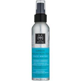 Apivita Express Beauty Greek Mountain Tea lotion visage en spray  100 ml
