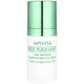 Apivita Bee Radiant Rejuvenating Brightening Eye Cream  15 ml