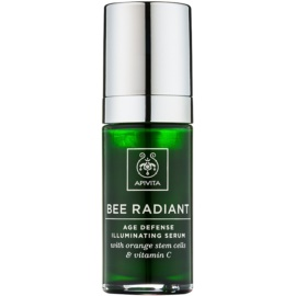 Apivita Bee Radiant Anti-Aging Brightening Face Serum  30 ml