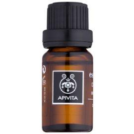 Apivita Essential Oils Bergamot óleo orgânico essêncial  10 ml
