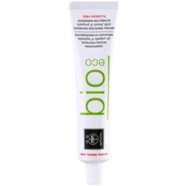 Apivita Natural Dental Care Bio Eco натуральна зубна паста  75 мл