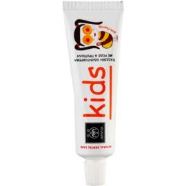 Apivita Natural Dental Care Kids 2+ zubná pasta pre deti  50 ml