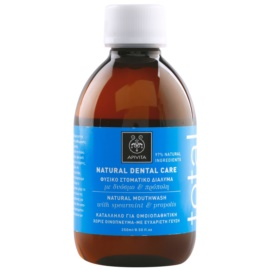 Apivita Natural Dental Care Total вода за уста  250 мл.