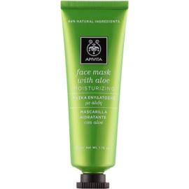 Apivita Express Beauty Aloe hydratační pleťová maska  50 ml