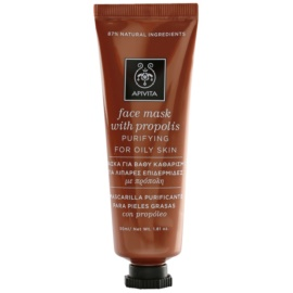 Apivita Express Beauty Propolis Purifying Face Mask for Oily Skin 50 ml