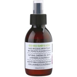 Apivita Eco-Bio Baby & Kids Natural Caring Oil with Lavender and Calendula 150 ml