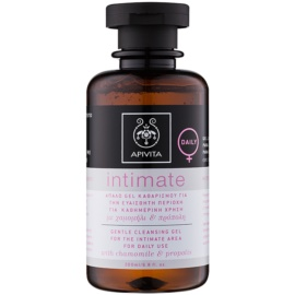 Apivita Intimate gel de higiene íntima para uso diario  200 ml