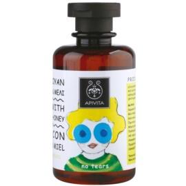Apivita Kids Chamomile & Honey kojący szampon dla dzieci  250 ml